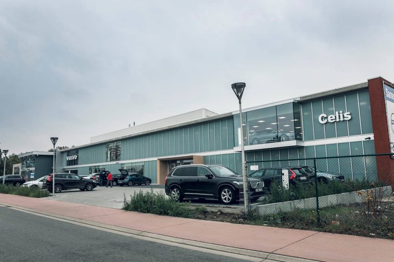 EMT elektriciteit - Volvo Celis Hasselt