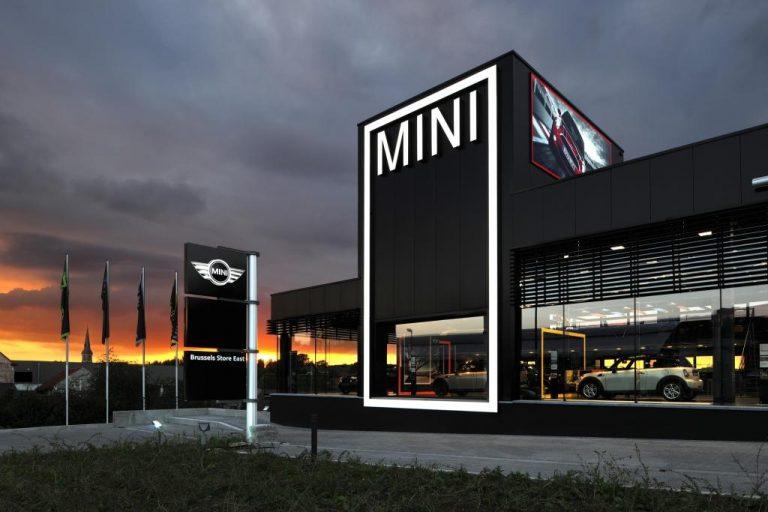 EMT elektriciteitswerken - Mini concessie Brussel